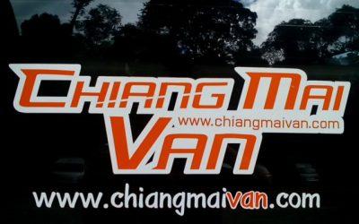 รถตู้เชียงใหม่  รถตู้เช่าเชียงใหม่ Chiang Mai Van Rental