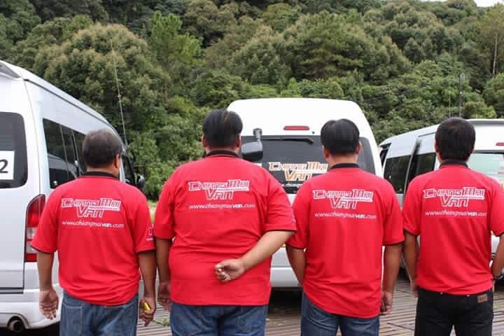 chiangmaivan รถตู้เช่าเชียงใหม่พร้อมคนขับ